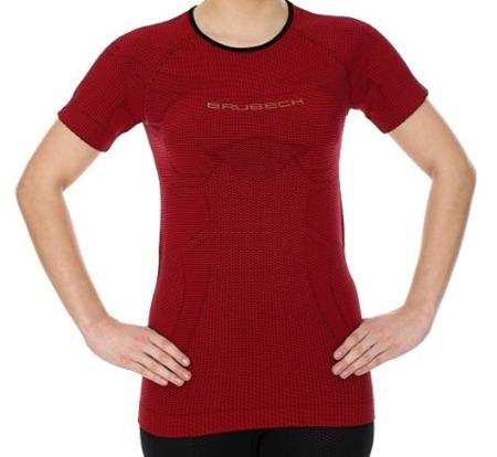 Koszulka damska Brubeck 3D RUN PRO SS12030