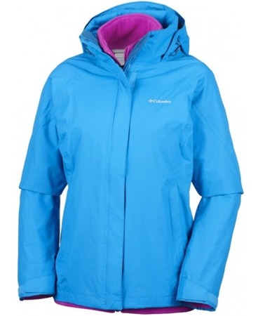 Kurtka damska Columbia Venture On Interchange Jacket Z17