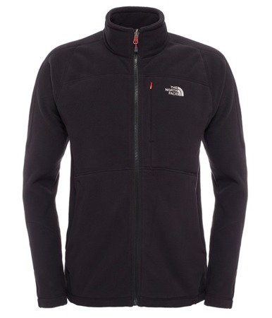 Polar męski The North Face 200 Shadow Full Zip