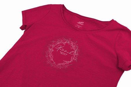 T-shirt damski Hannah Karmela