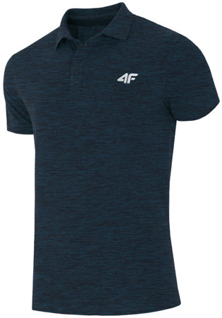 T-shirt męski 4F H4L19-TSM023