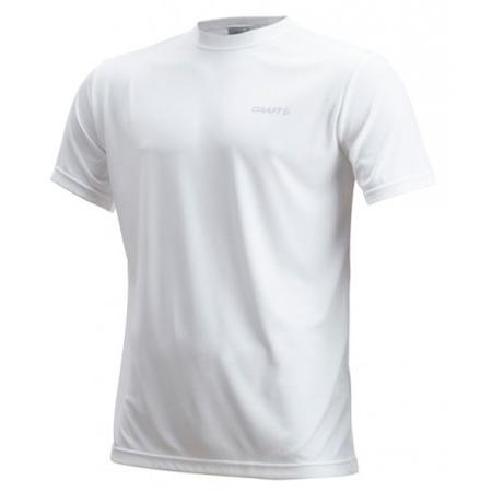 T-shirt męski Craft AR TEE 199205 Kolor: White, Rozmiar: XXL