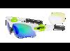 Okulary przeciwsłoneczne Goggle E640-2